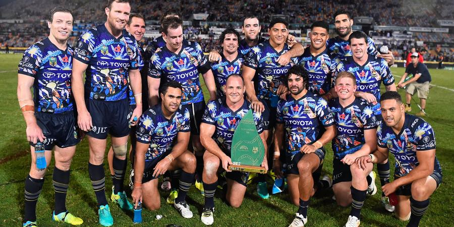 Cowboys look ominous for NRL title: Henry