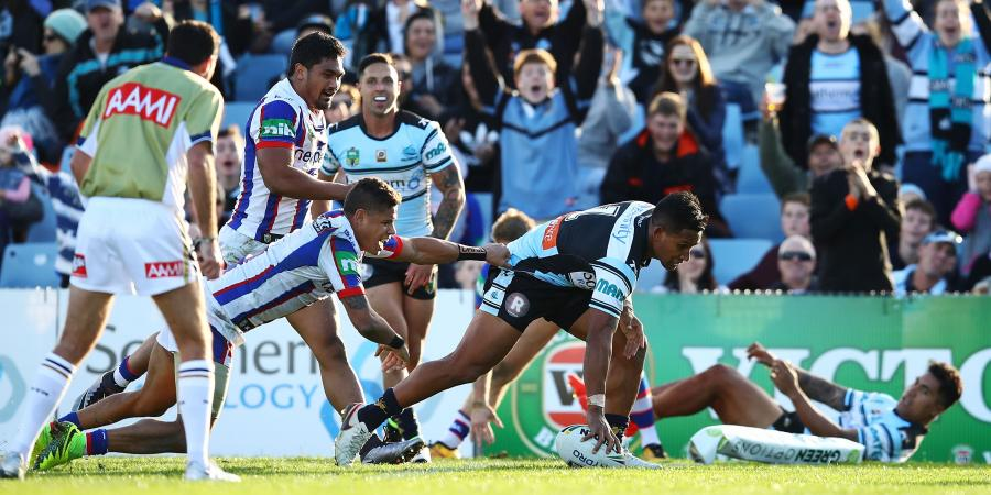 Sharks slam bunker over Barba decision