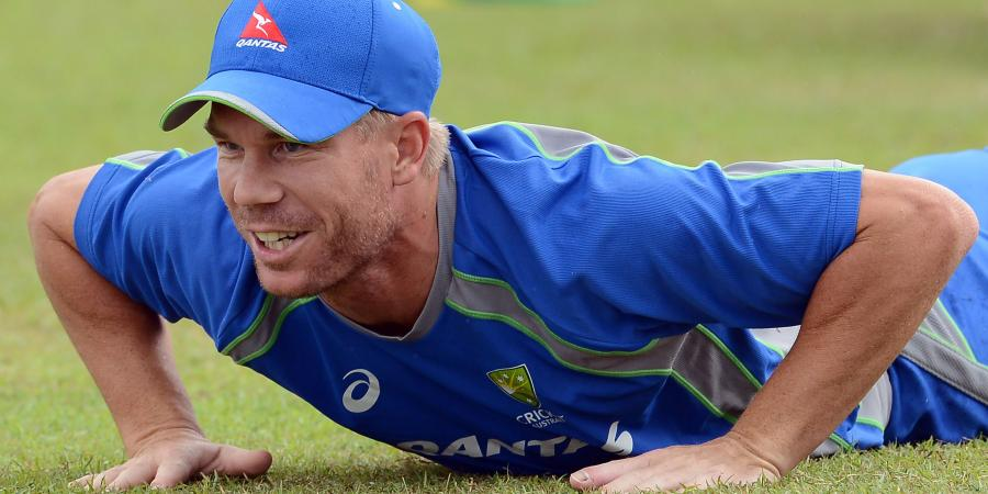 Warner's Test thumbs-up on finger injury