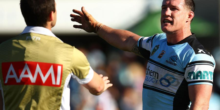 NRL rejects Shark's Shire final bid