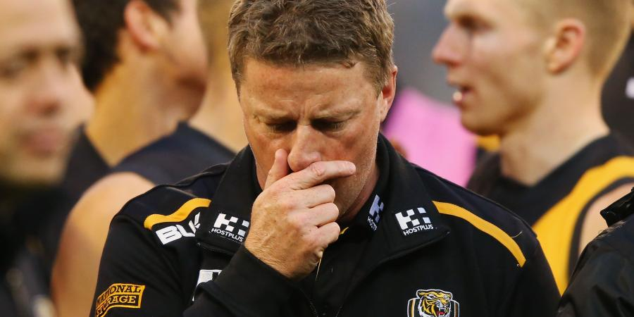 Shameful Tigers anger Hardwick