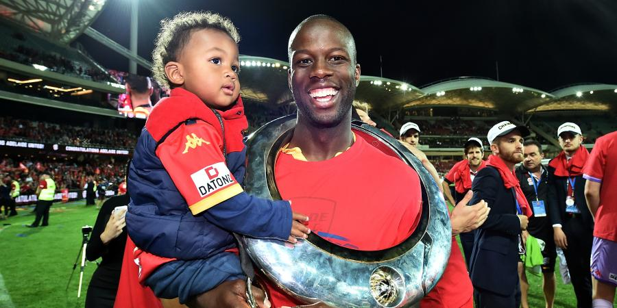 Djite's Korea move from A-League confirmed