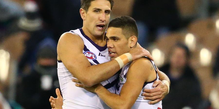 Dockers wish Pav was a flag winner