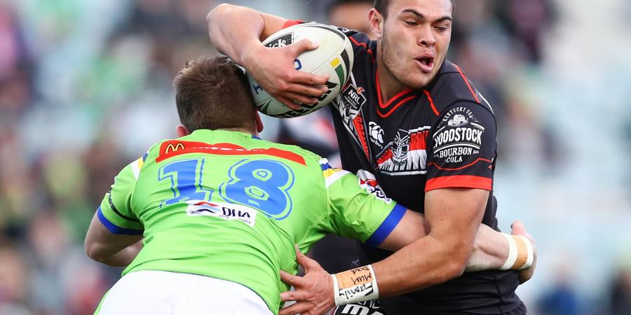 Returning Lolohea adds to Warriors threat