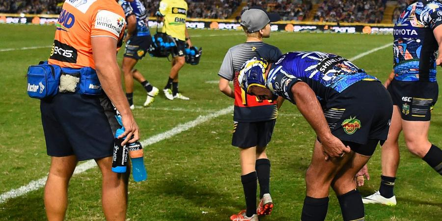Thurston injury stint news to NQ coach