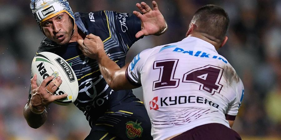 Storm prepare for Thurston to play