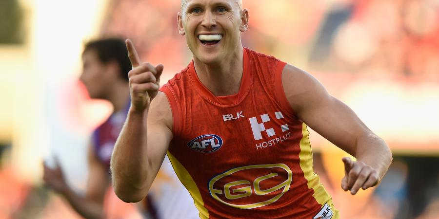 Gary Ablett staying put at Gold Coast: CEO