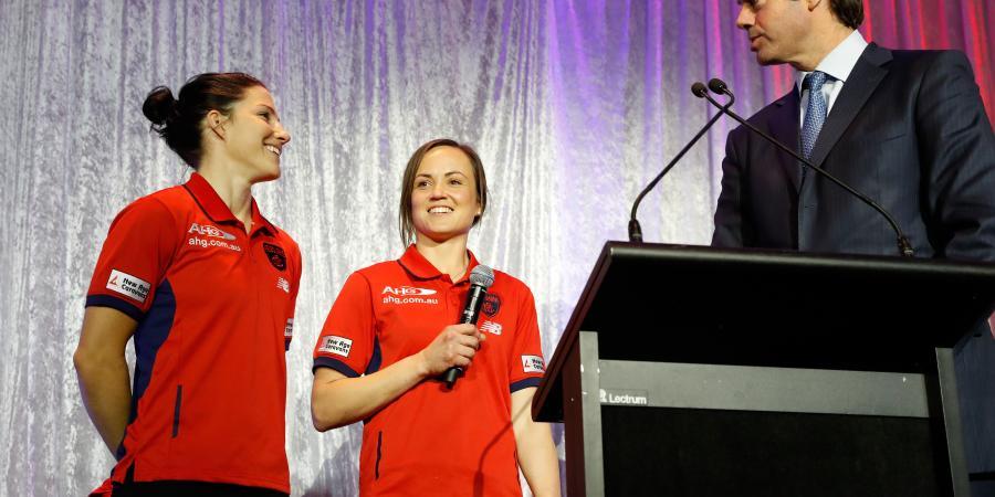 Hope dabs eternal in AFL women's league