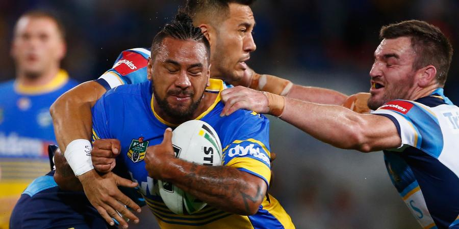 Eels vow not to throw in towel on season