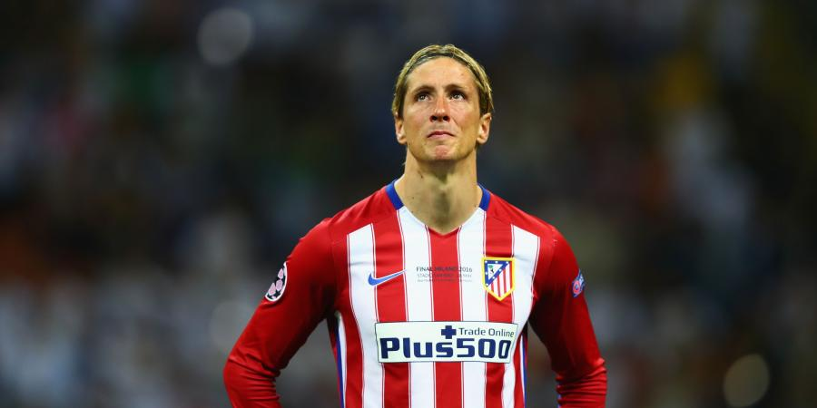 Torres leads Atletico soccer squad in Aust