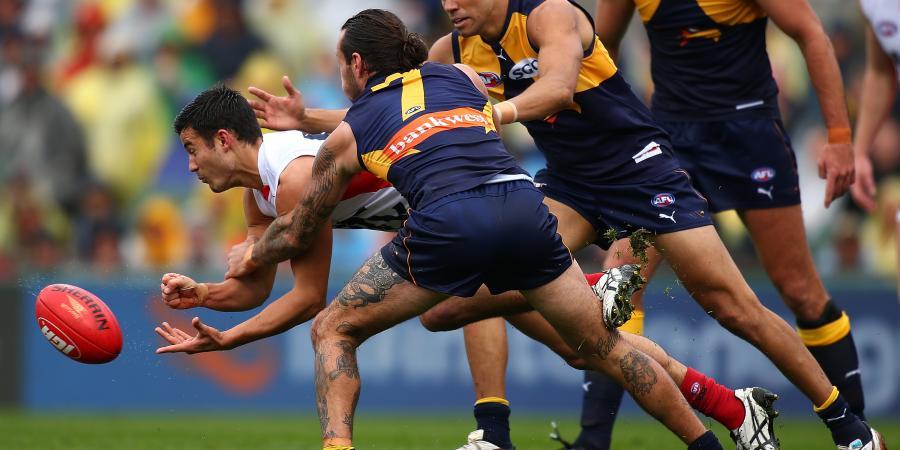 No panic at Eagles despite recent MCG rut