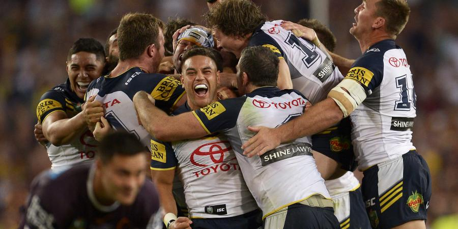 NRL to introduce extra-time for finals