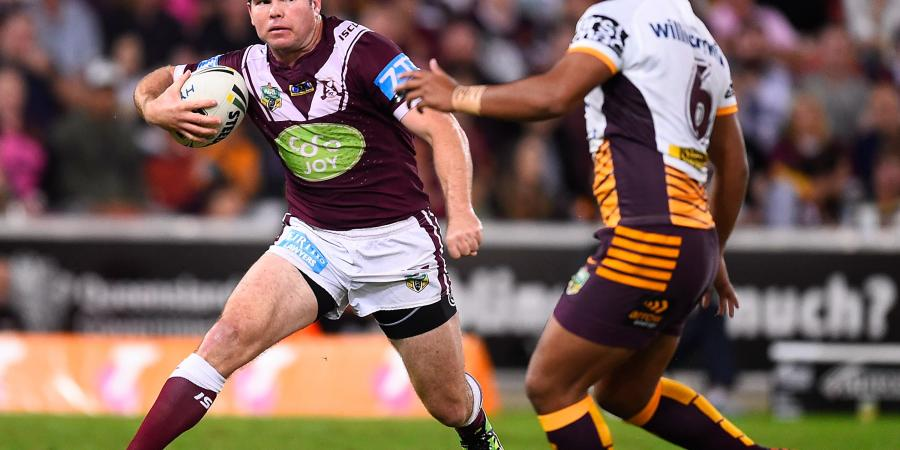 Lyon happy to answer Manly halves call