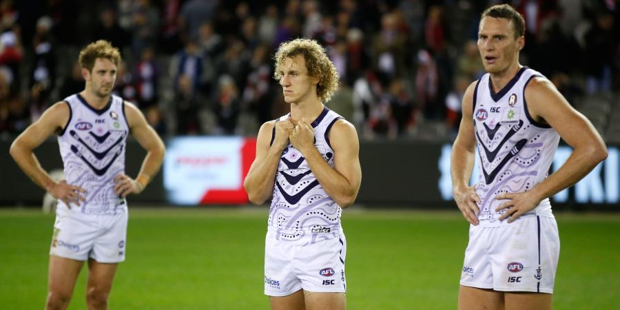 Dockers say tank talk is ridiculous