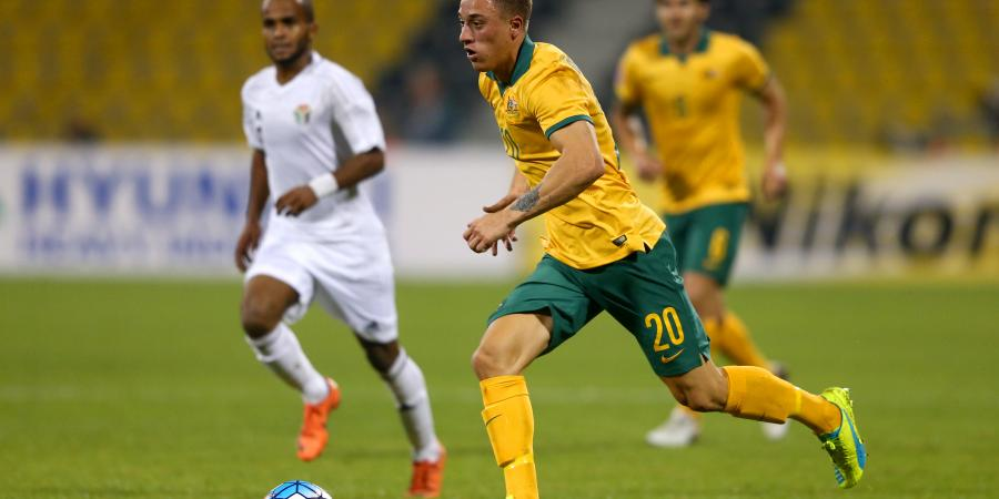 Sydney Socceroos debut a Gersbach dream