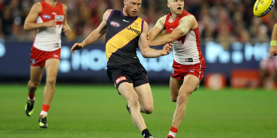 Richmond re-sign first-round pair