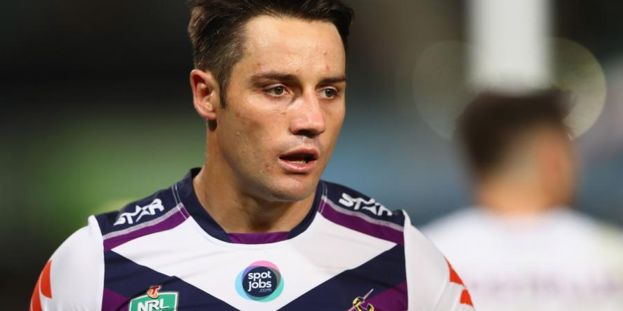 Storm set to rest Smith, Cronk v Penrith