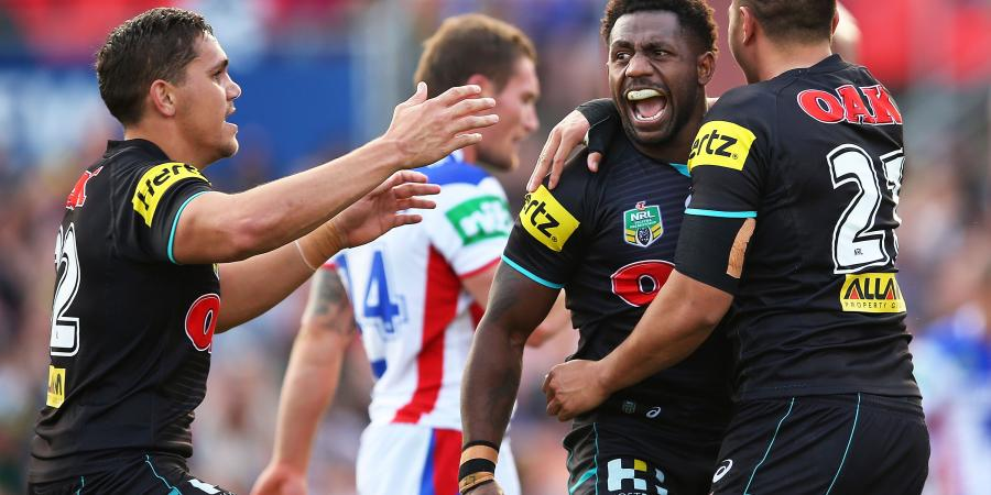 Panthers drop Segeyaro for Storm clash