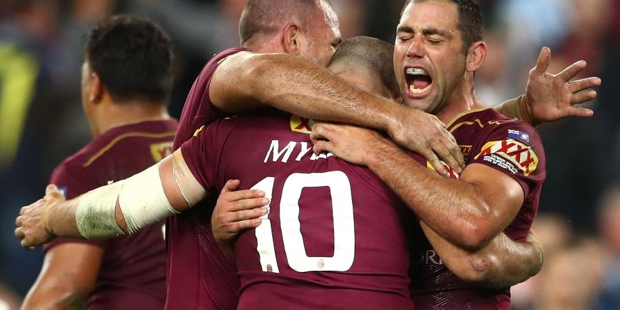 Queensland win State of Origin I