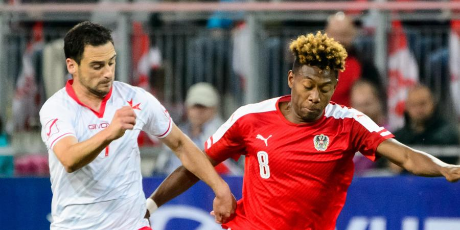 Own goal takes gloss off Austria win