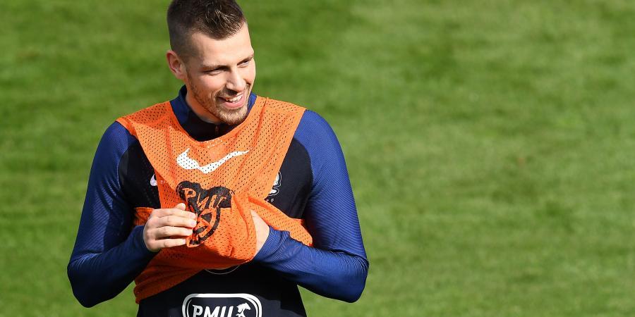 Schneiderlin in France Euro squad