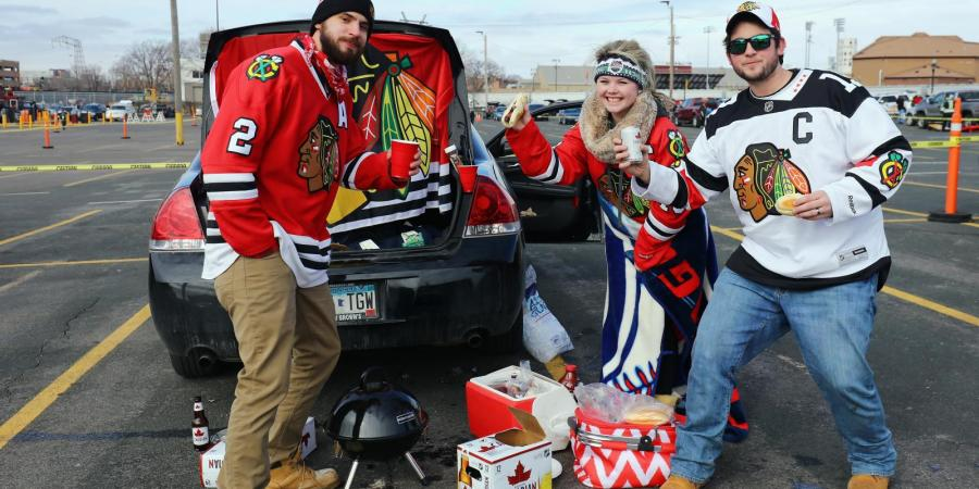 The best fans in the NHL - 2016