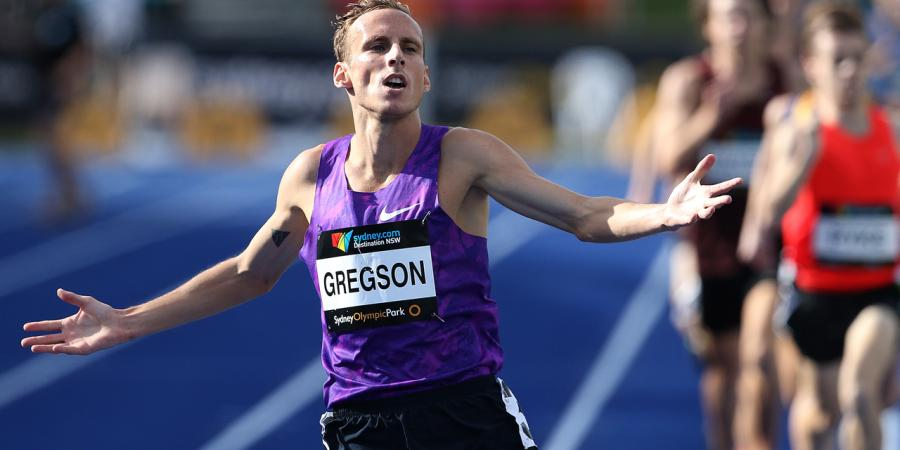 Gregson third in 1500m in Rome