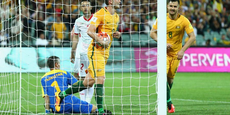 How Greece lost Giannou to Socceroos