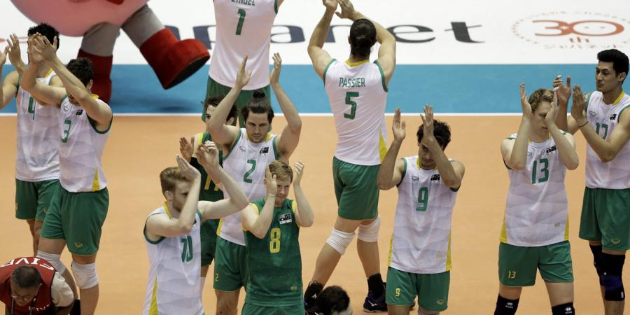 Volleyroos keep Rio dream alive