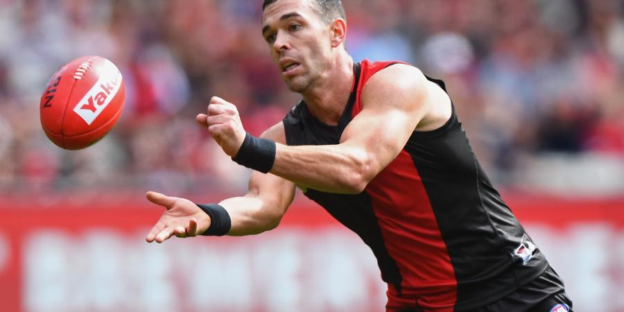 Bombers' Crowley holds no Lyon grudge
