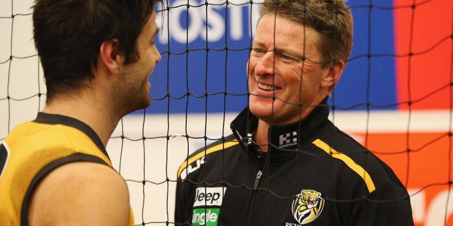 Richmond need changes: Hardwick