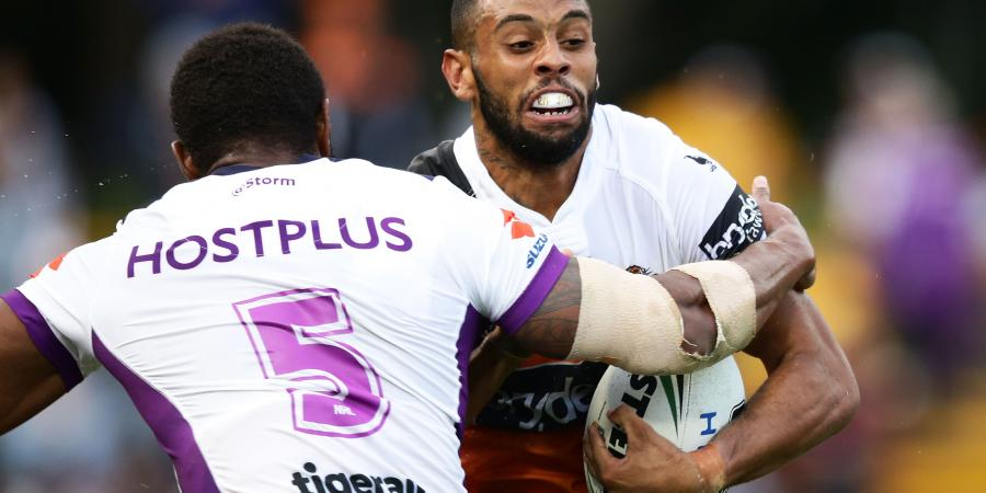 Storm confirm Addo-Carr NRL signing
