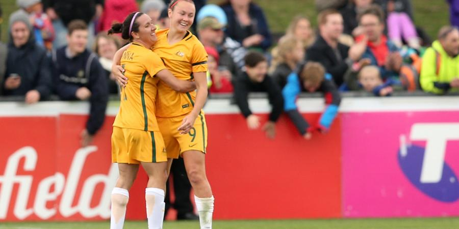 Matildas can win Olympic medal: De Vanna