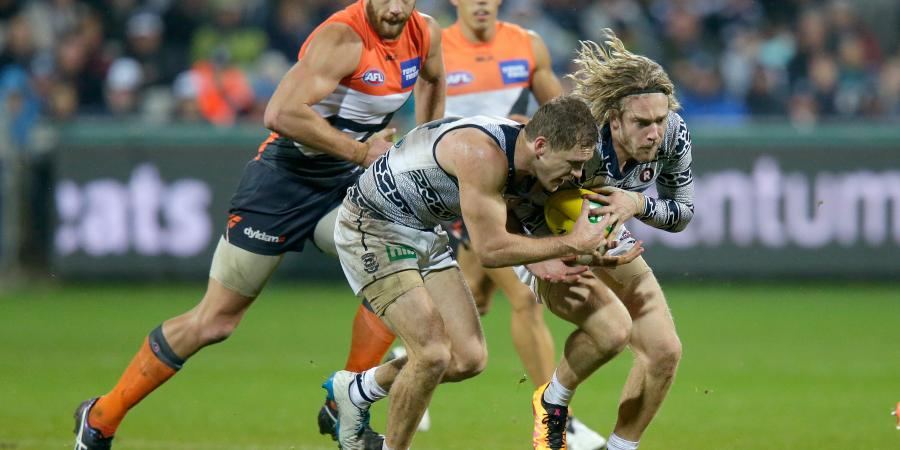 Cats edge past Giants