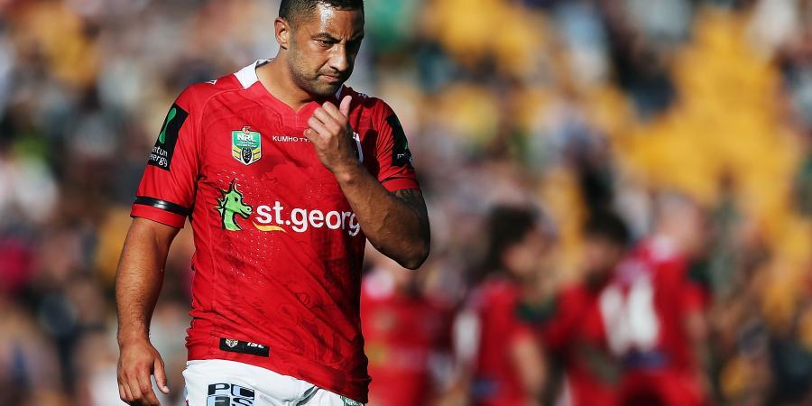 Dragons' Marshall eyes 300 NRL games
