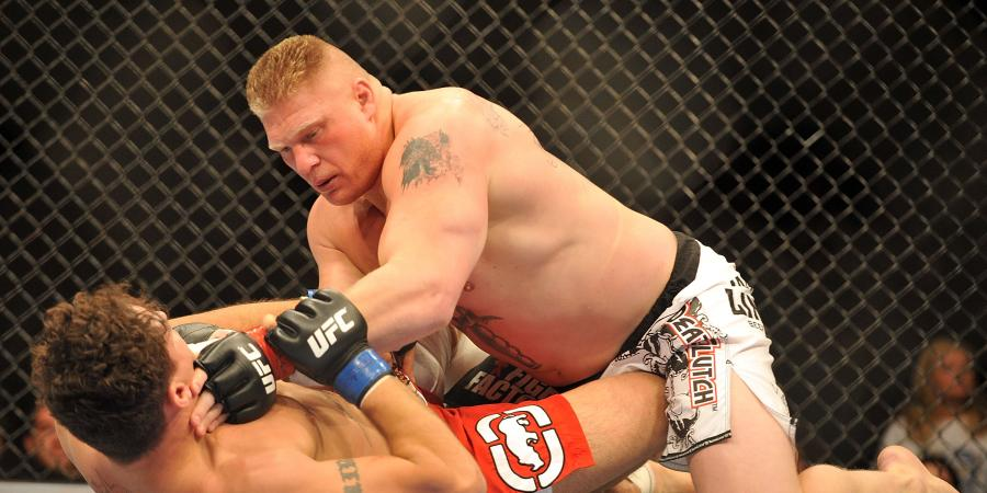 Brock Lesnar confirmed for UFC 200