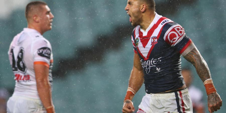 Ferguson could return to Roosters No.1