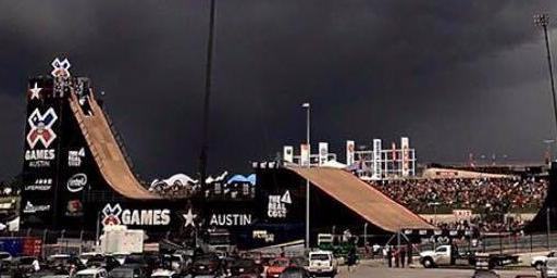 X Games Austin 2016 - No Big Air. Wins for Barros, Caples, Decenzo, Huston