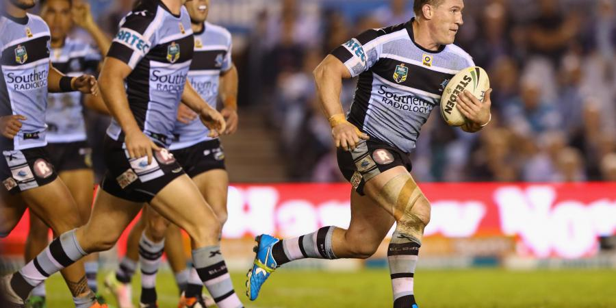 Sharks set to equal record books