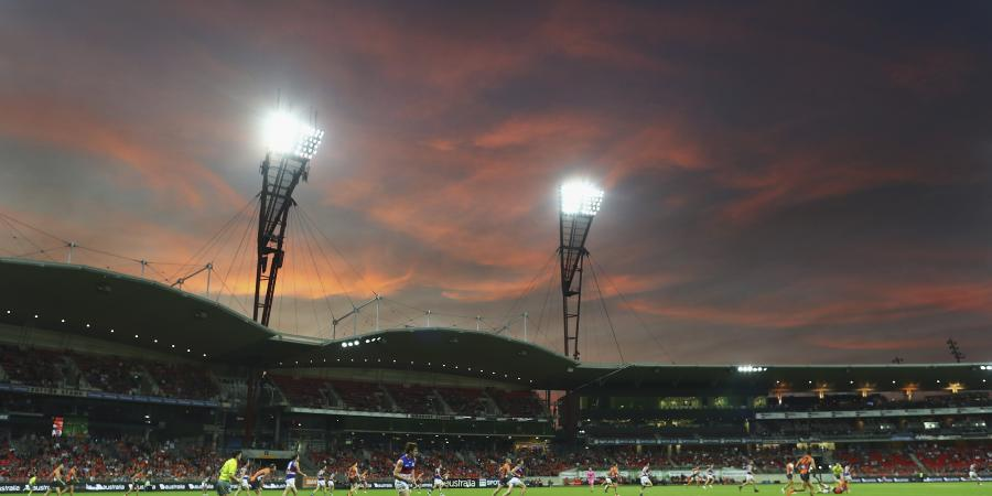 GWS on track for record crowd