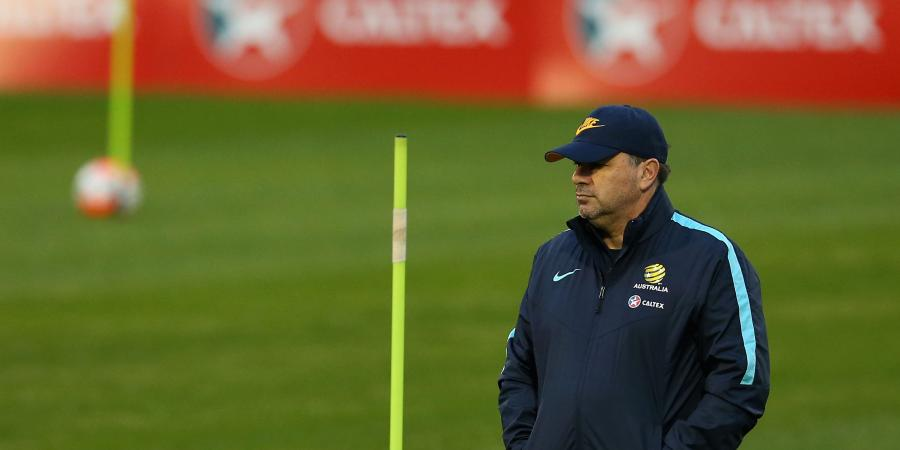 Ange glad Aussie pitches are on the agenda