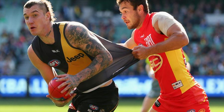 Richmond vs. Gold Coast – The Last Five Years