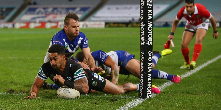 Sharks claim ninth straight NRL win