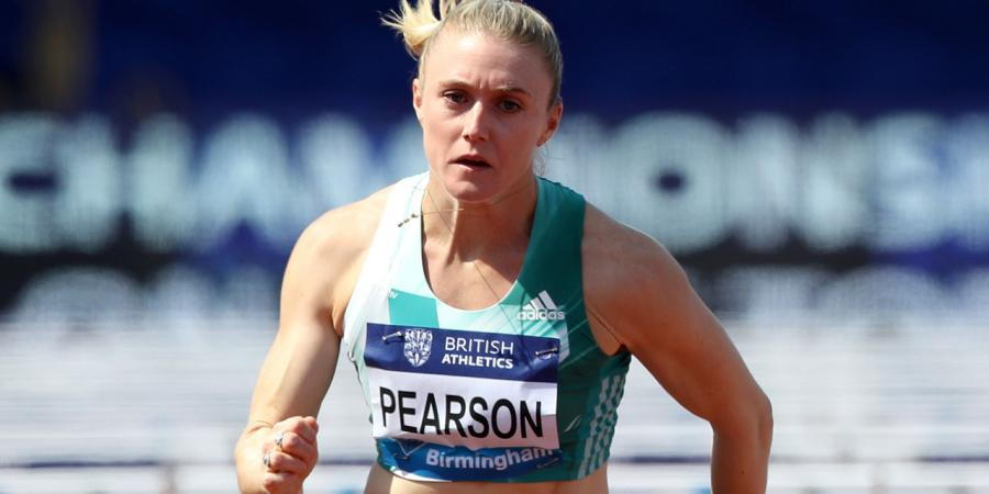 Sally Pearson faster in France