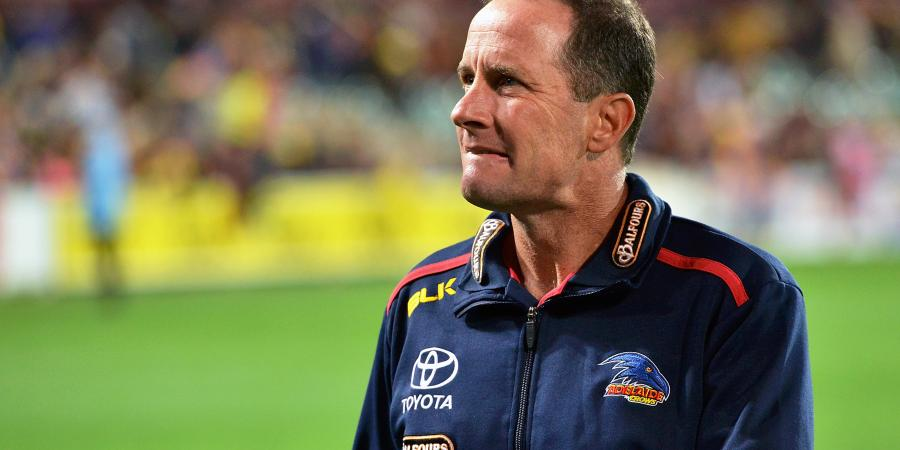Crows coach welcomes Eagles test