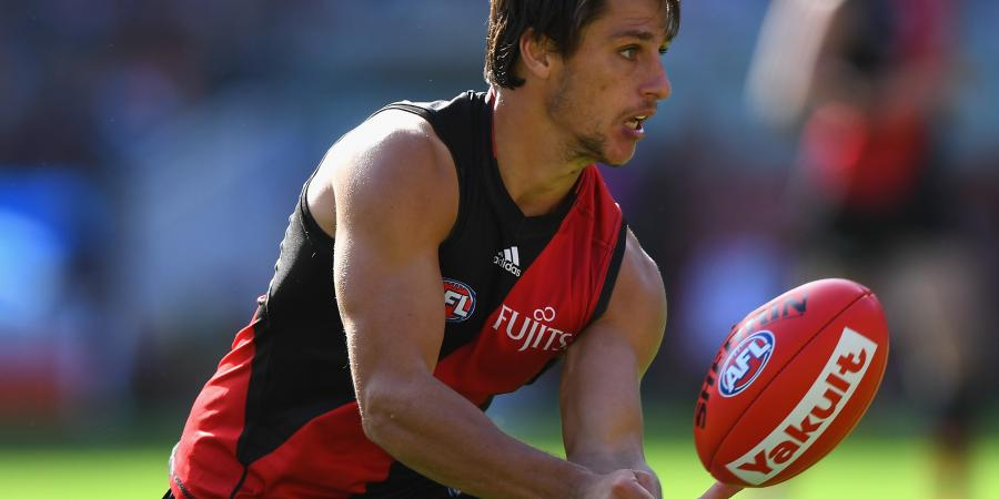 Essendon lose Baguley indefinitely