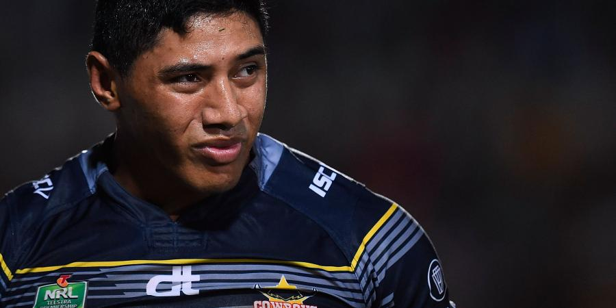 Taumalolo reveals struggle with NRL hype