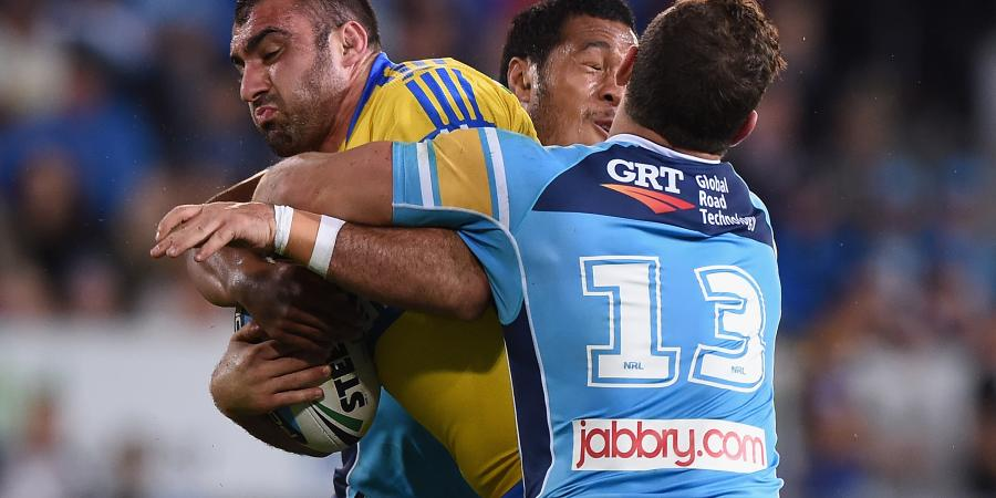 Titans wary of Eels ahead of NRL clash