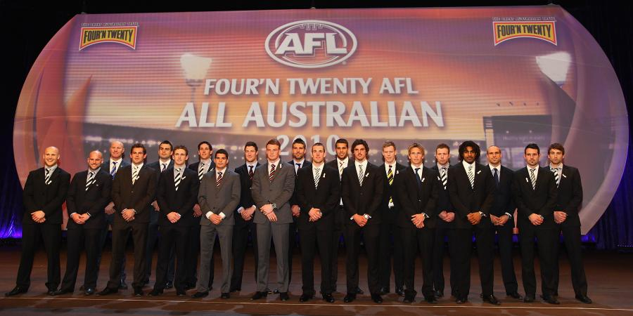 The Mid-Year All-Australian Team