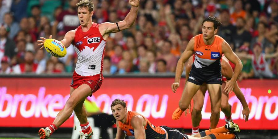 Parker rates Giants AFL finals material